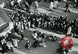 Image of long queues Germany, 1947, second 33 stock footage video 65675040650