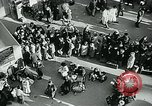 Image of long queues Germany, 1947, second 34 stock footage video 65675040650