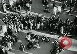 Image of long queues Germany, 1947, second 35 stock footage video 65675040650