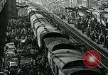Image of long queues Germany, 1947, second 44 stock footage video 65675040650
