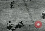 Image of hockey match New York United States USA, 1947, second 10 stock footage video 65675040657