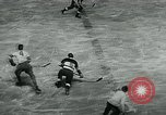 Image of hockey match New York United States USA, 1947, second 11 stock footage video 65675040657