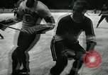 Image of hockey match New York United States USA, 1947, second 17 stock footage video 65675040657