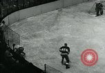Image of hockey match New York United States USA, 1947, second 32 stock footage video 65675040657