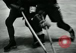 Image of hockey match New York United States USA, 1947, second 47 stock footage video 65675040657