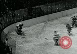 Image of hockey match New York United States USA, 1947, second 49 stock footage video 65675040657