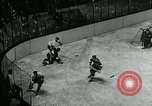 Image of hockey match New York United States USA, 1947, second 50 stock footage video 65675040657