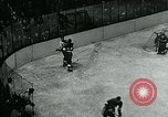 Image of hockey match New York United States USA, 1947, second 51 stock footage video 65675040657