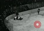 Image of hockey match New York United States USA, 1947, second 57 stock footage video 65675040657
