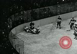 Image of hockey match New York United States USA, 1947, second 58 stock footage video 65675040657