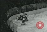 Image of hockey match New York United States USA, 1947, second 60 stock footage video 65675040657