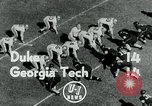Image of Football match United States USA, 1951, second 5 stock footage video 65675040661