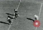 Image of Football match United States USA, 1951, second 12 stock footage video 65675040661