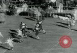Image of Football match United States USA, 1951, second 15 stock footage video 65675040661