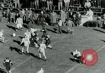 Image of Football match United States USA, 1951, second 16 stock footage video 65675040661