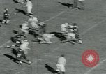 Image of Football match United States USA, 1951, second 21 stock footage video 65675040661
