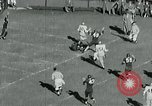 Image of Football match United States USA, 1951, second 23 stock footage video 65675040661