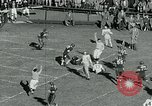 Image of Football match United States USA, 1951, second 24 stock footage video 65675040661