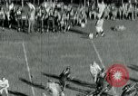 Image of Football match United States USA, 1951, second 30 stock footage video 65675040661