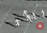 Image of Football match United States USA, 1951, second 33 stock footage video 65675040661