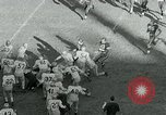 Image of Football match United States USA, 1951, second 52 stock footage video 65675040661