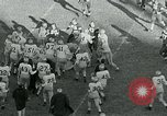 Image of Football match United States USA, 1951, second 53 stock footage video 65675040661