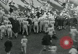 Image of Football match United States USA, 1951, second 56 stock footage video 65675040661