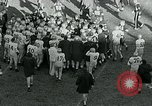 Image of Football match United States USA, 1951, second 59 stock footage video 65675040661