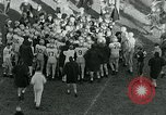 Image of Football match United States USA, 1951, second 61 stock footage video 65675040661