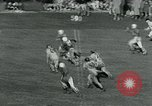 Image of Football match College Park Maryland USA, 1951, second 8 stock footage video 65675040663