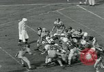 Image of Football match College Park Maryland USA, 1951, second 15 stock footage video 65675040663