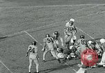 Image of Football match College Park Maryland USA, 1951, second 16 stock footage video 65675040663