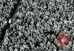 Image of Football match College Park Maryland USA, 1951, second 17 stock footage video 65675040663