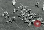 Image of Football match College Park Maryland USA, 1951, second 20 stock footage video 65675040663