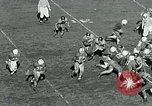 Image of Football match College Park Maryland USA, 1951, second 21 stock footage video 65675040663