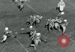 Image of Football match College Park Maryland USA, 1951, second 22 stock footage video 65675040663