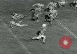 Image of Football match College Park Maryland USA, 1951, second 23 stock footage video 65675040663