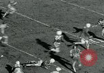 Image of Football match College Park Maryland USA, 1951, second 26 stock footage video 65675040663