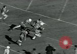 Image of Football match College Park Maryland USA, 1951, second 27 stock footage video 65675040663