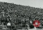 Image of Football match College Park Maryland USA, 1951, second 31 stock footage video 65675040663