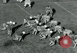 Image of Football match College Park Maryland USA, 1951, second 32 stock footage video 65675040663