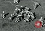 Image of Football match College Park Maryland USA, 1951, second 33 stock footage video 65675040663