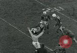 Image of Football match College Park Maryland USA, 1951, second 41 stock footage video 65675040663