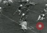 Image of Football match College Park Maryland USA, 1951, second 46 stock footage video 65675040663