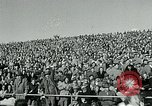 Image of Football match College Park Maryland USA, 1951, second 53 stock footage video 65675040663