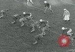 Image of Football match College Park Maryland USA, 1951, second 54 stock footage video 65675040663