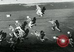Image of Football match College Park Maryland USA, 1951, second 62 stock footage video 65675040663