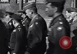 Image of General Eisenhower Munich Germany, 1946, second 31 stock footage video 65675040665