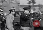 Image of General Eisenhower Munich Germany, 1946, second 62 stock footage video 65675040665