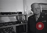 Image of General Eisenhower at German Export Fair Munich Germany, 1946, second 19 stock footage video 65675040667
